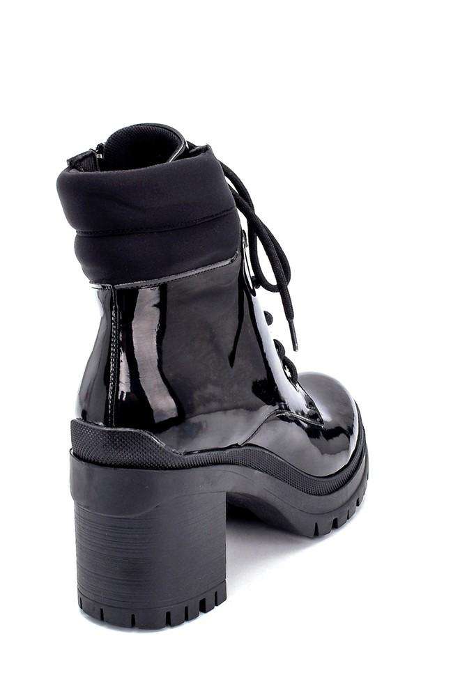 5638216836 Kadın Rugan Topuklu Bot