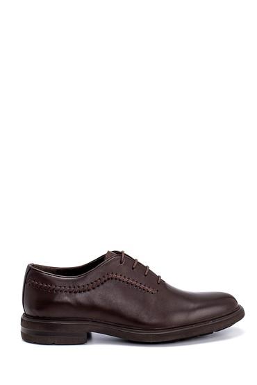 Kahverengi Erkek Deri Klasik Ayakkabı 5638234435