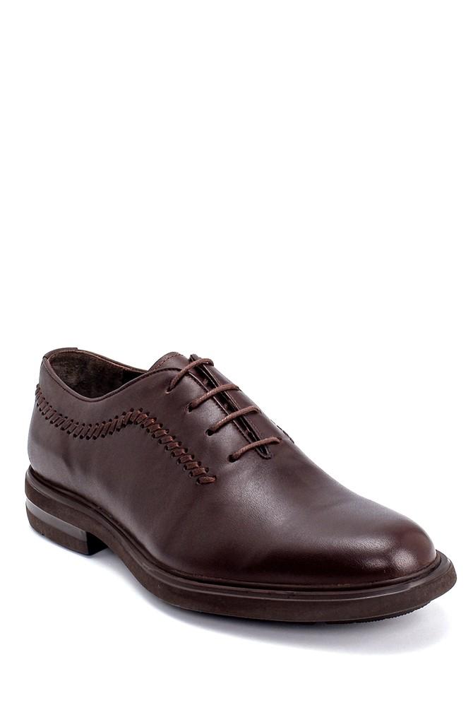 5638234435 Erkek Deri Klasik Ayakkabı
