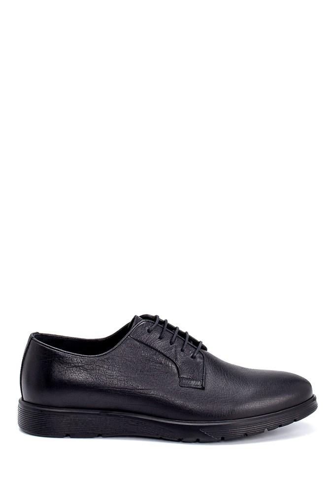 Siyah Erkek Deri Casual Ayakkabı 5638247805