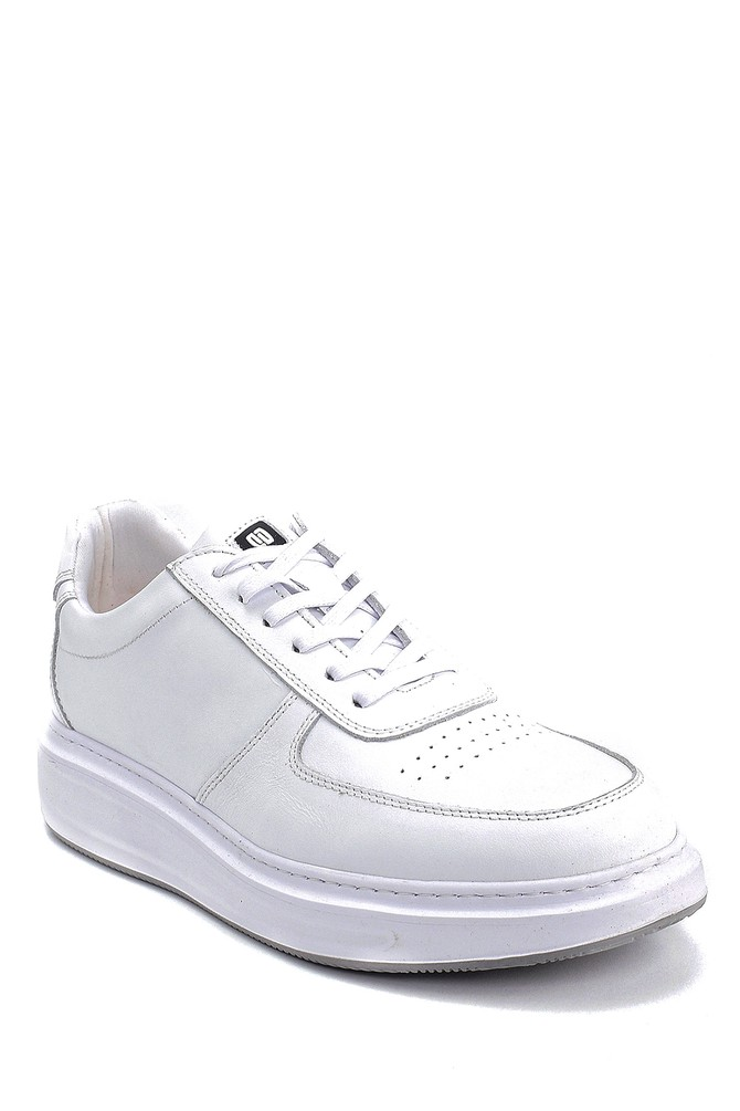 5638247962 Erkek Deri Sneaker