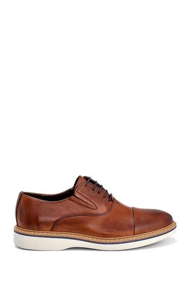 Kahverengi Erkek Deri Casual Ayakkabı 5638248054