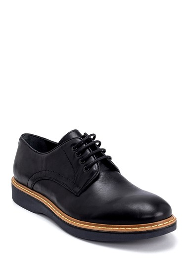 Siyah Erkek Deri Casual Ayakkabı 5638248089