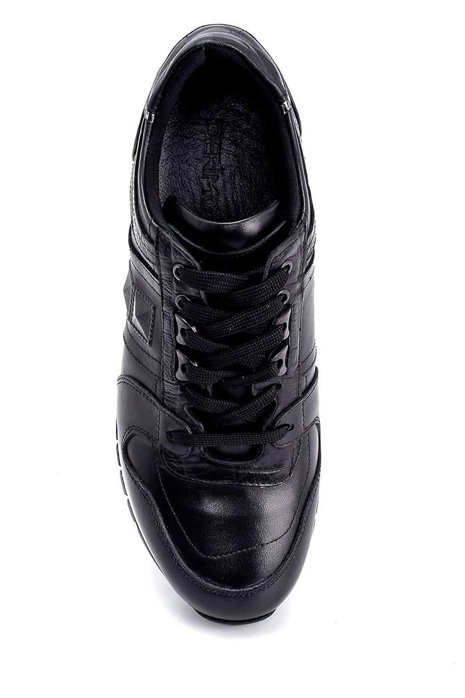 5638248154 Erkek Deri Sneaker