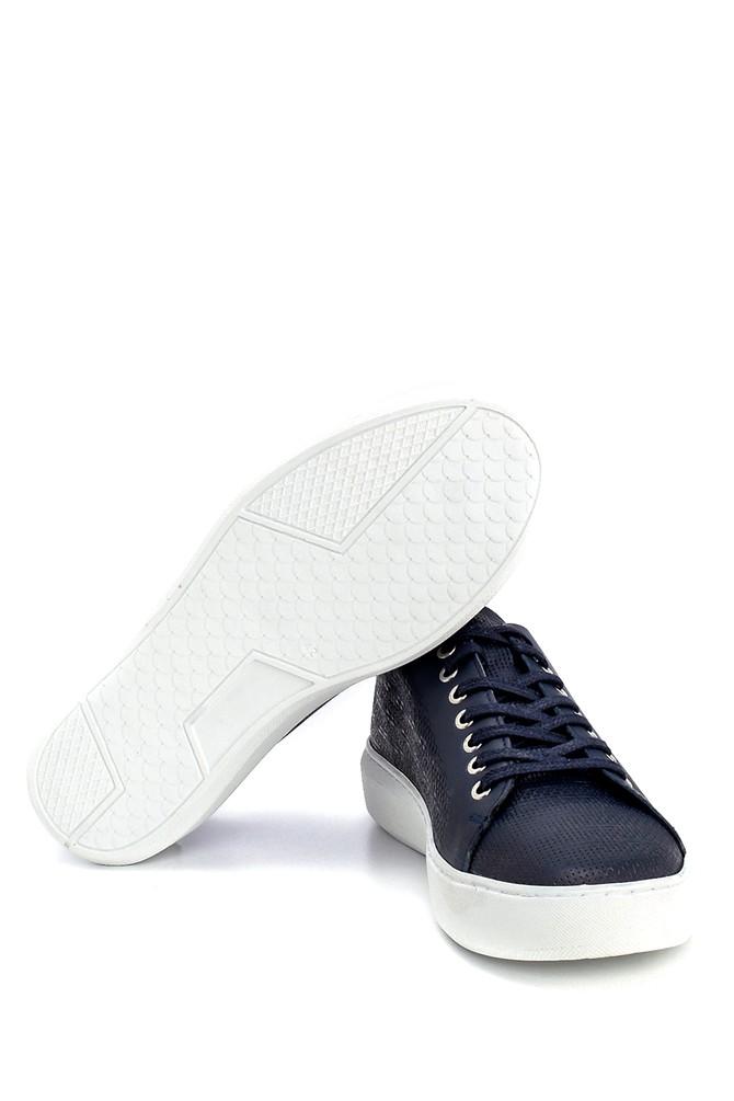 5638254584 Erkek Deri Sneaker