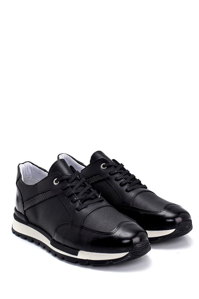 5638254604 Erkek Deri Sneaker