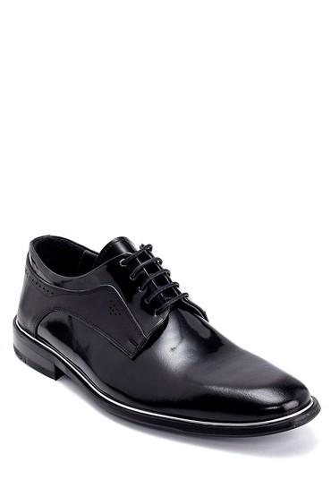 Siyah Erkek Deri Klasik Ayakkabı 5638256925