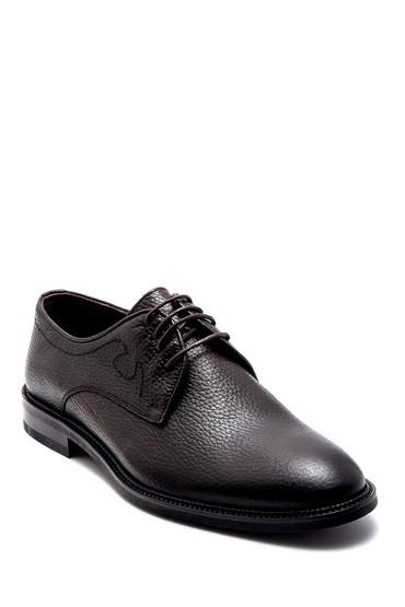 Kahverengi Erkek Deri Klasik Ayakkabı 5638247386