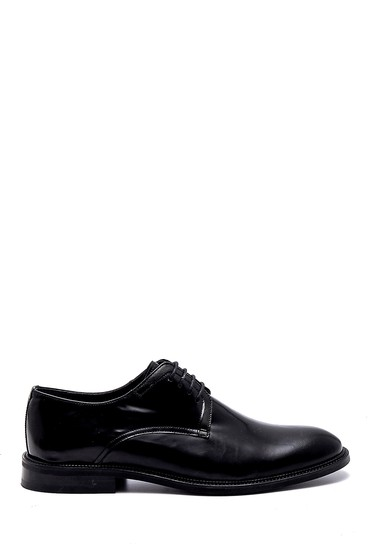 Siyah Erkek Deri Klasik Ayakkabı 5638247442