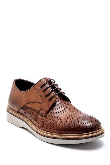 Kahverengi Erkek Deri Casual Ayakkabı 5638247753