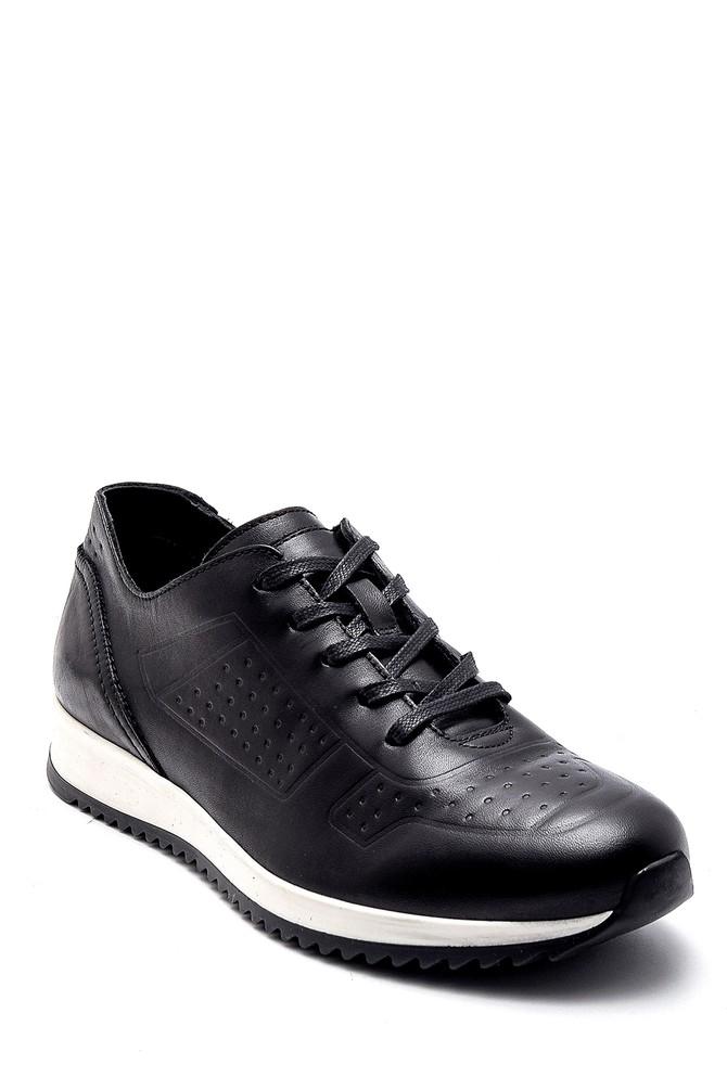 5638248136 Erkek Deri Sneaker