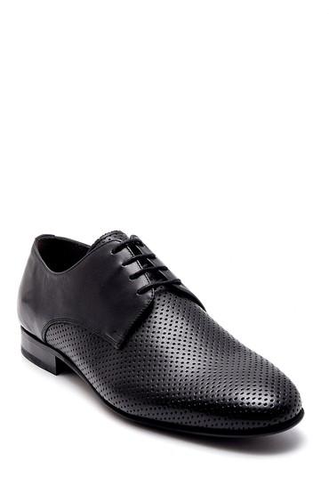 Siyah Erkek Deri Klasik Ayakkabı 5638250932