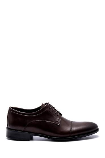 Kahverengi Erkek Deri Klasik Ayakkabı 5638254255
