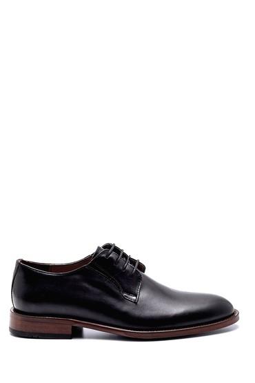 Siyah Erkek Deri Klasik Ayakkabı 5638254288