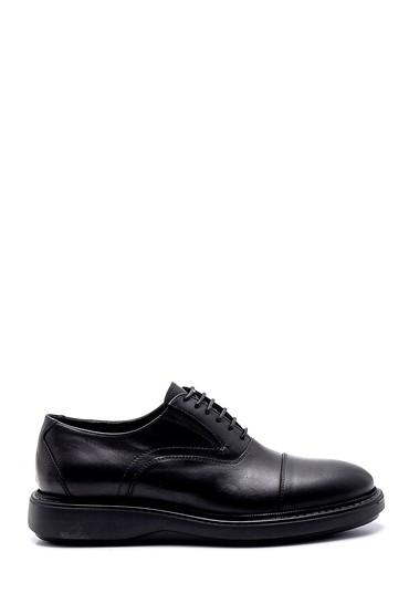 Siyah Erkek Deri Ayakkabı 5638247820