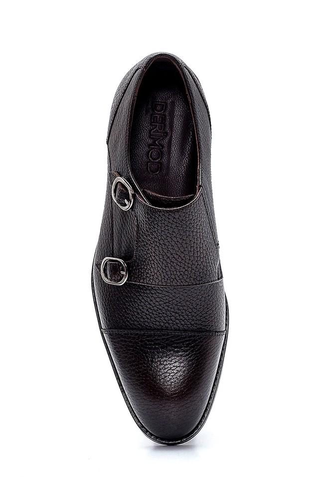 5638247412 Erkek Deri Klasik Ayakkabı