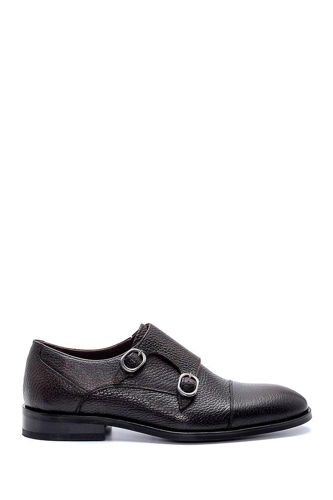 Kahverengi Erkek Deri Klasik Ayakkabı 5638247412