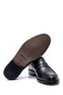5638249376 Erkek Deri Kroko Desenli Loafer