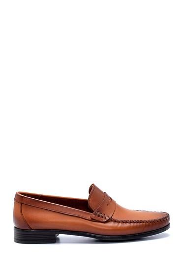 Kahverengi Erkek Deri Loafer 5638251216