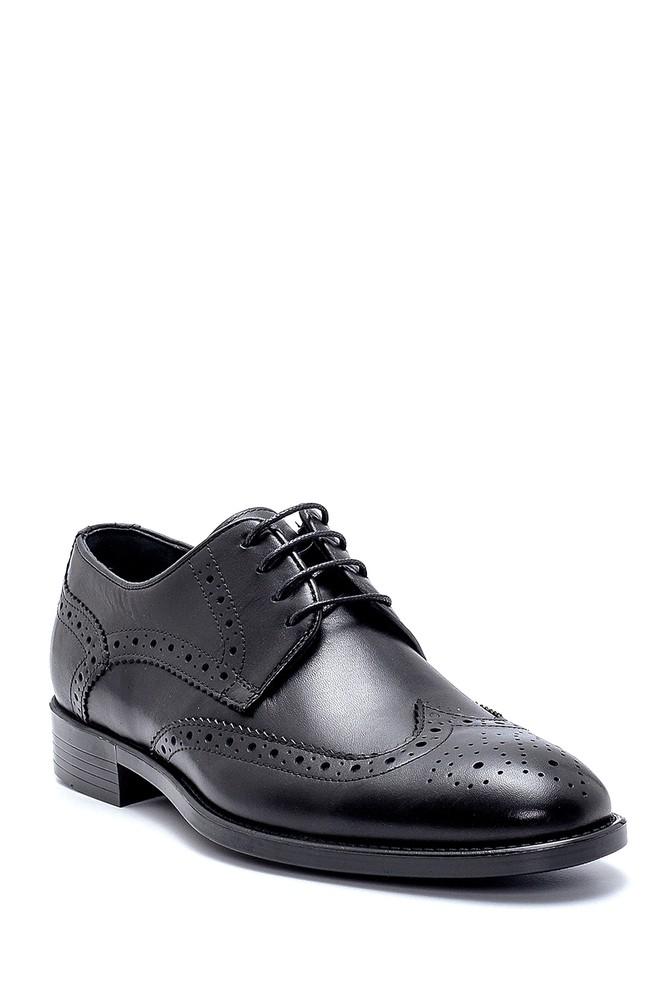 5638254217 Erkek Deri Klasik Ayakkabı