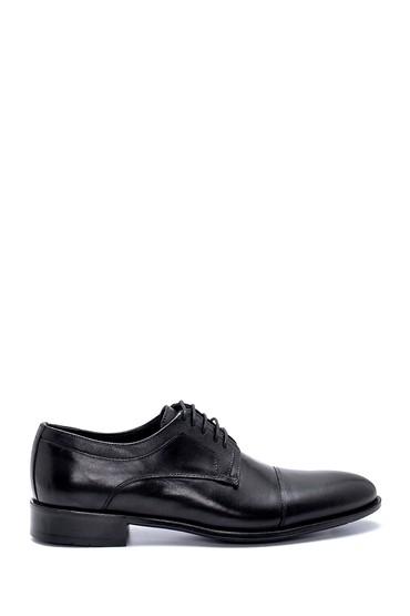 Siyah Erkek Deri Klasik Ayakkabı 5638254254