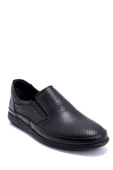 Siyah Erkek Deri Ayakkabı 5638251646