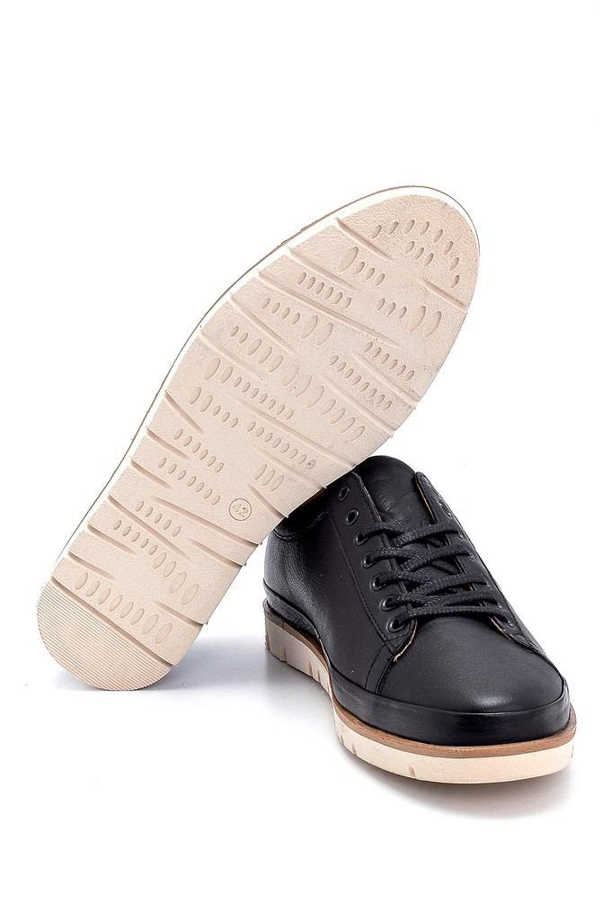 5638273349 Erkek Deri Sneaker