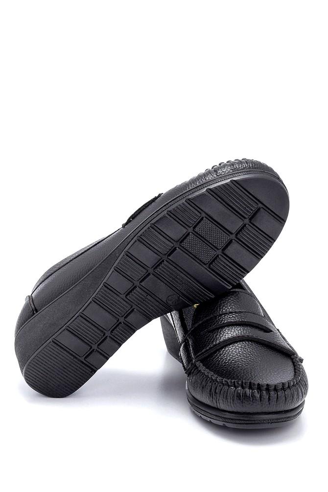 5638280539 Kadın Dolgu Topuklu Loafer