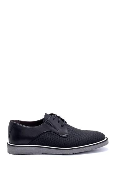 Siyah Erkek Deri Casual Ayakkabı 5638247185