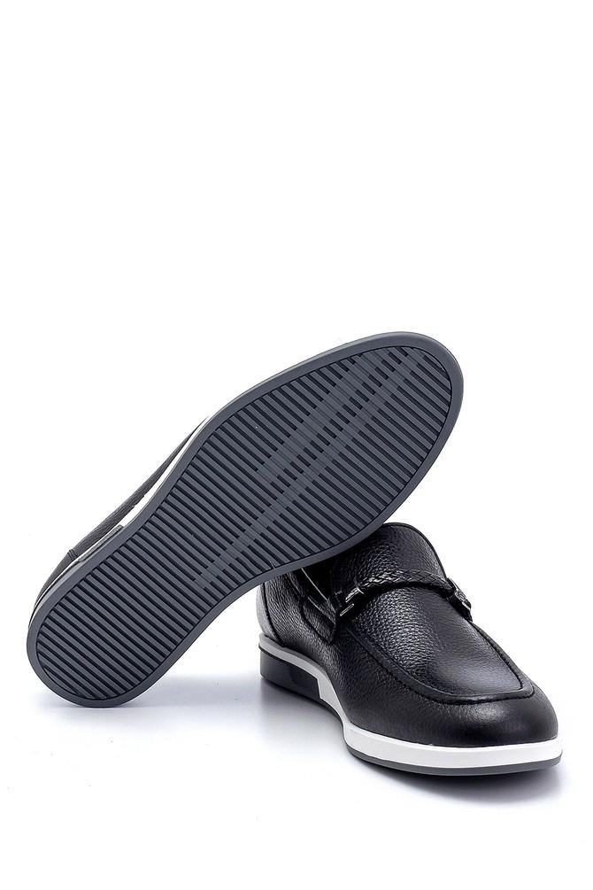 5638250079 Erkek Deri Loafer