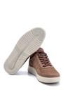 5638251611 Erkek Nubuk Deri Sneaker