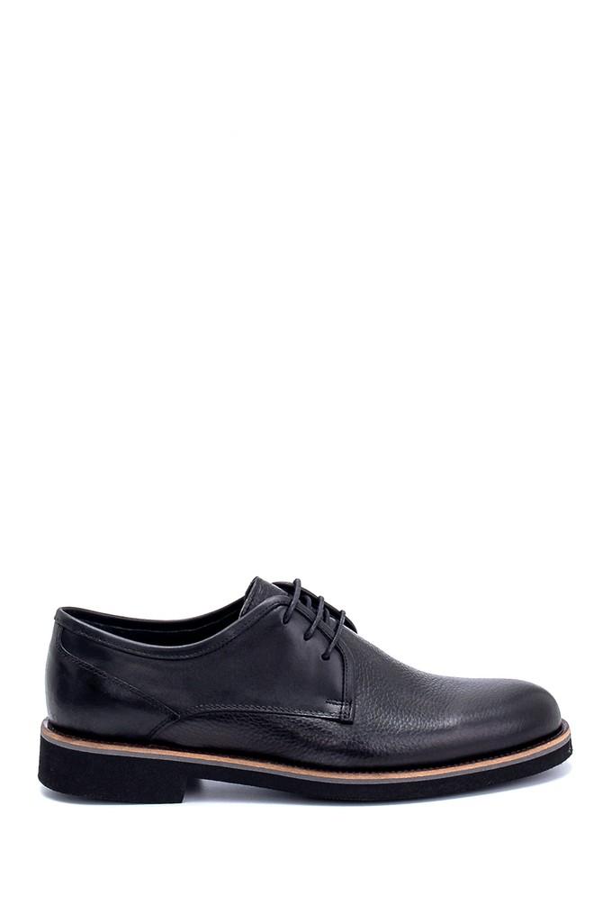 Siyah Erkek Deri Casual Ayakkabı 5638254174