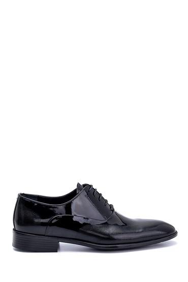 Siyah Erkek Deri Klasik Ayakkabı 5638254239