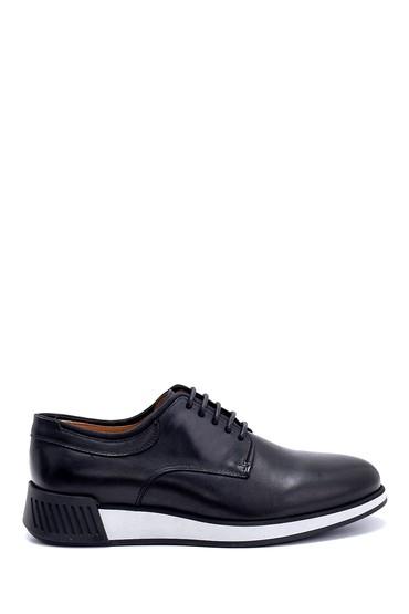 Siyah Erkek Deri Casual Ayakkabı 5638253469