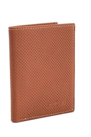 Kahverengi Erkek Deri Kartlık 5638286146