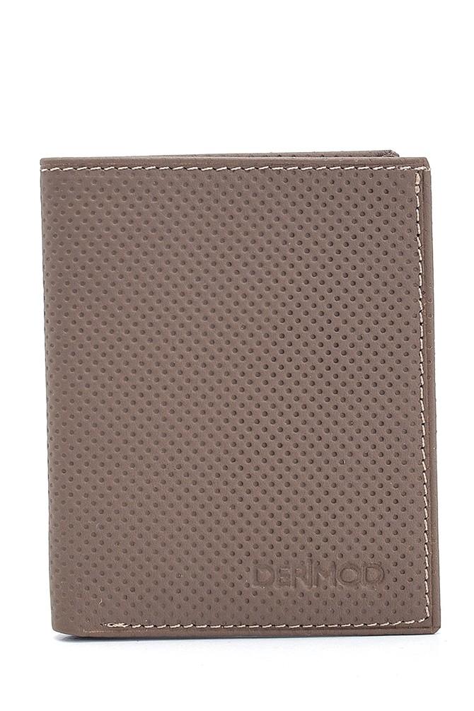 Kahverengi Erkek Deri Kartlık 5638286147