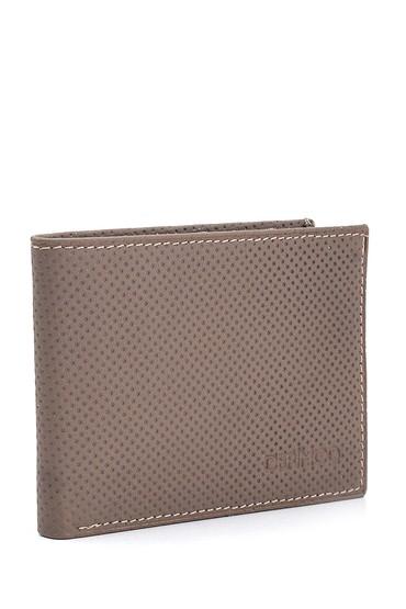 Kahverengi Erkek Deri Kartlık 5638286153