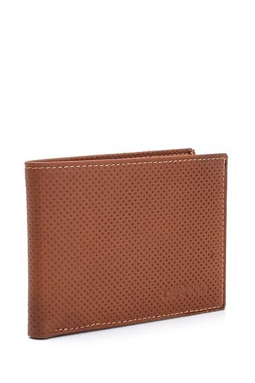 Kahverengi Erkek Deri Kartlık 5638286152