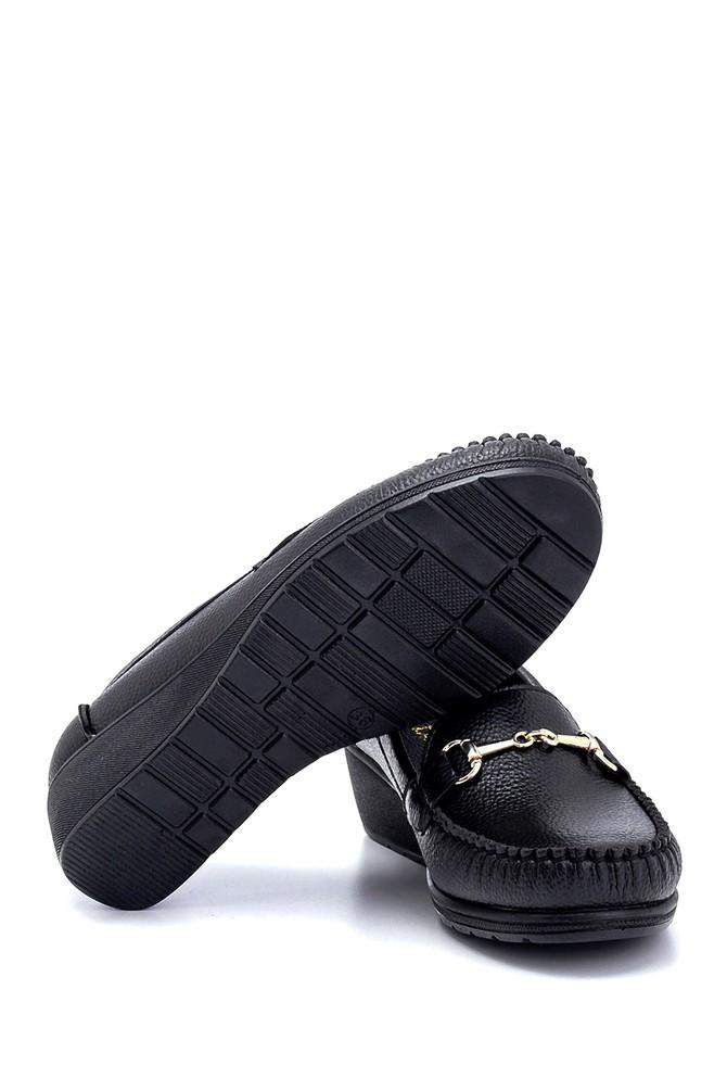 5638280510 Kadın Dolgu Topuklu Loafer