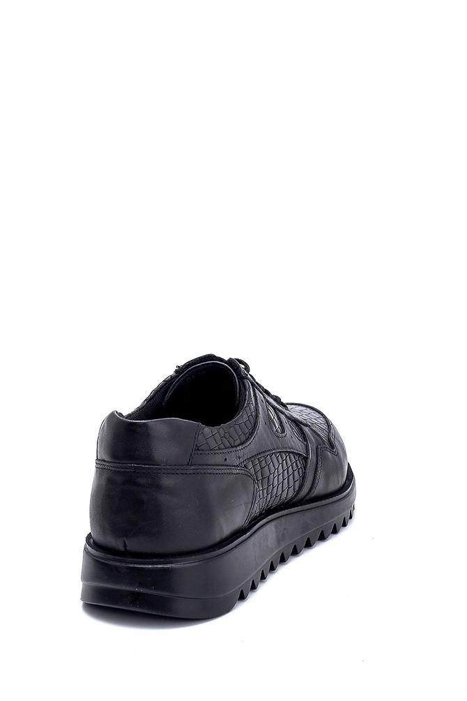 5638236718 Erkek Deri Sneaker
