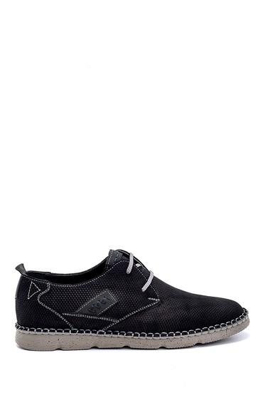 Siyah Erkek Nubuk Ayakkabı 5638246304