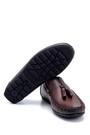 5638251367 Erkek Deri Püskül Detaylı Loafer