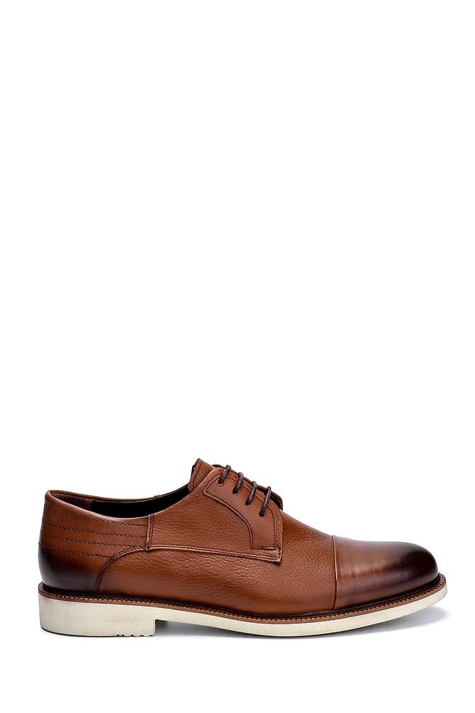 Kahverengi Erkek Deri Klasik Ayakkabı 5638254157