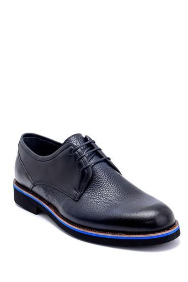 Lacivert Erkek Deri Casual Ayakkabı 5638254176