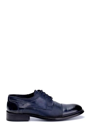 Lacivert Erkek Deri Klasik Ayakkabı 5638256987
