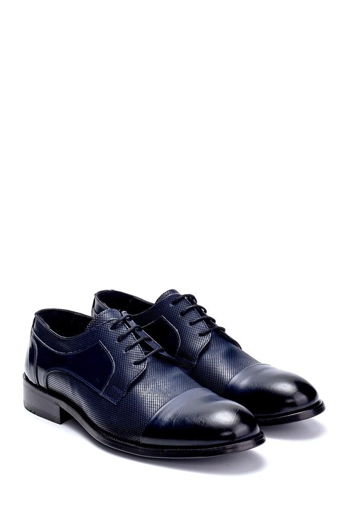 5638256987 Erkek Deri Klasik Ayakkabı