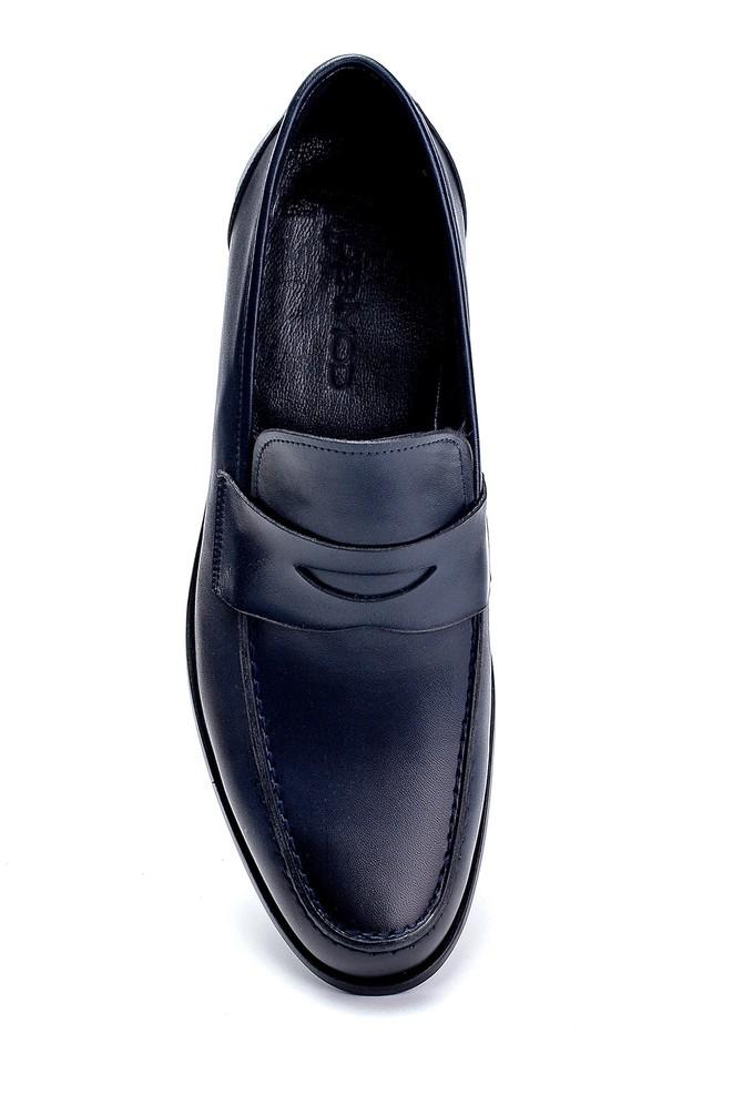 5638257017 Erkek Deri Klasik Loafer