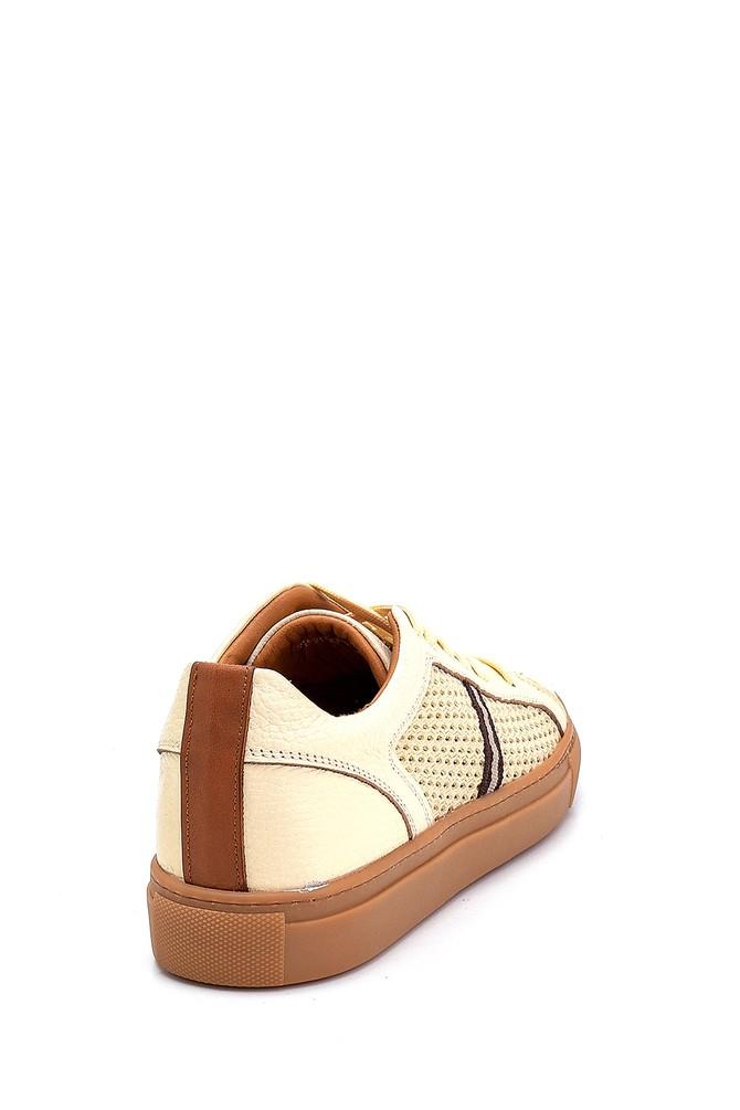 5638245783 Erkek Deri Sneaker