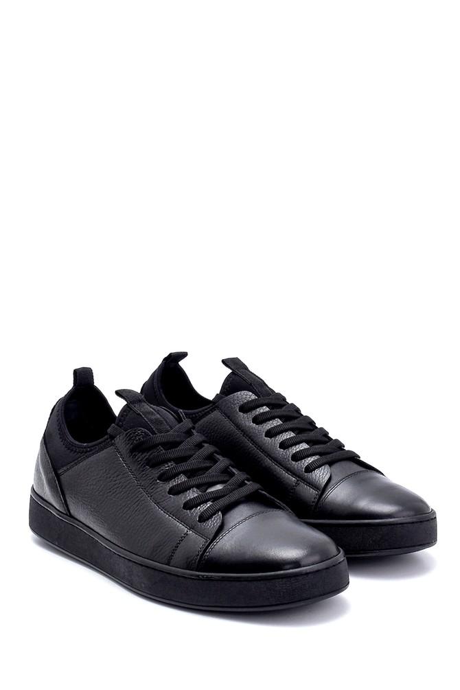 5638245822 Erkek Deri Sneaker
