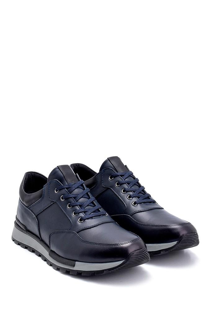 5638273164 Erkek Deri Sneaker